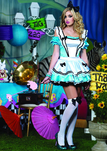 Limited Edition Alice Costume