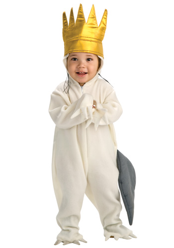 Toddler Max Wolf Costume