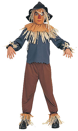 Child Scarecrow Costume