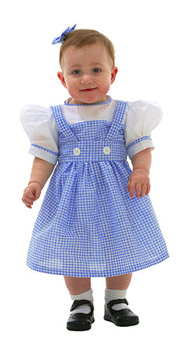 Dorothy Toddler Costumes