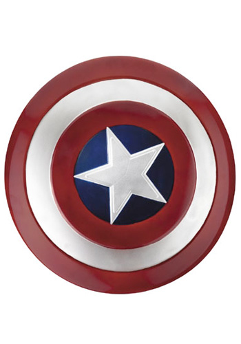 Adult Captain America Movie Shield