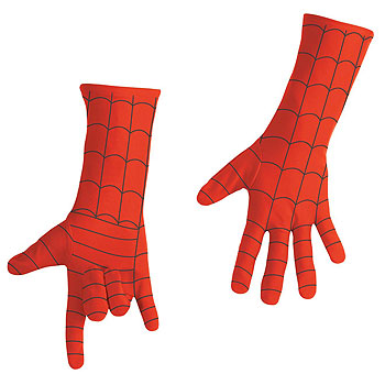 Adult Long Spiderman Gloves