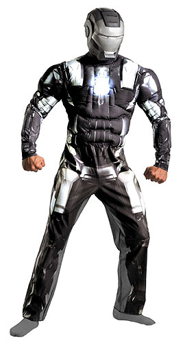 Adult Deluxe War Machine Costume