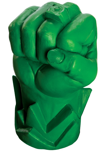 Inflatable Green Lantern Fist
