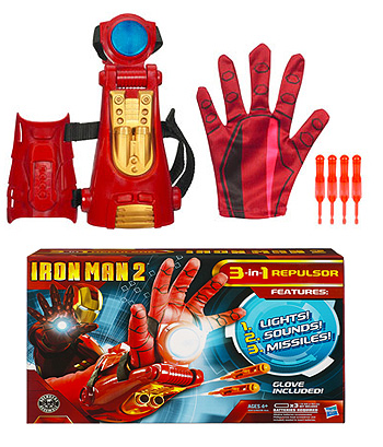 Iron Man 3-in-1 Repulsor