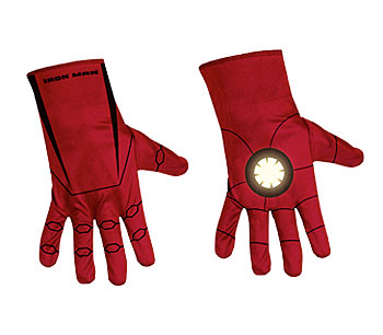 Kids Iron Man Mark 6 Gloves