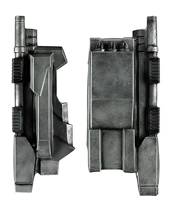 War Machine Rocket Gauntlets