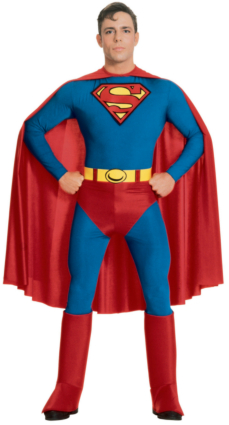 Superman Adult XL Costume