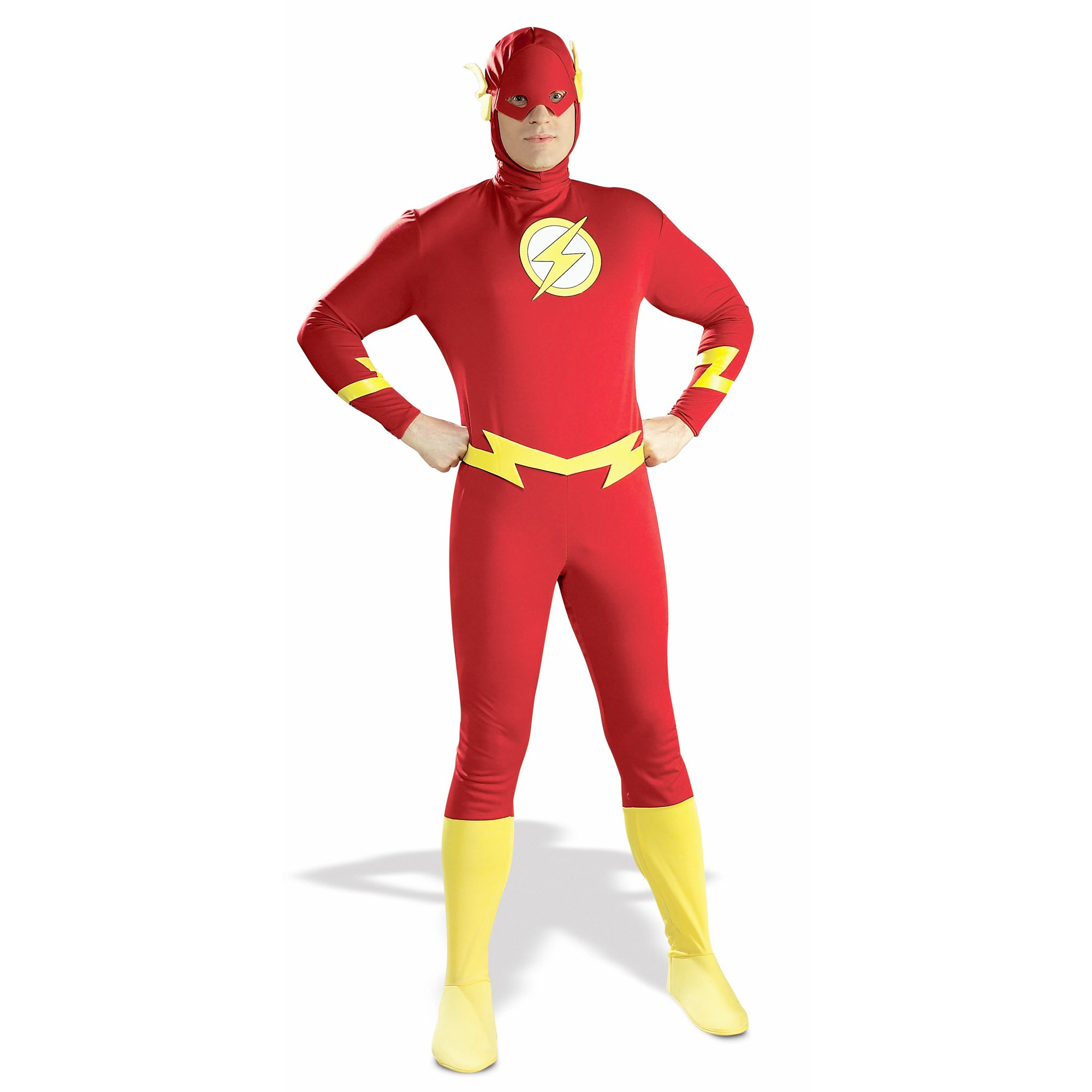 Justice League DC Comics The Flash Adult Costume