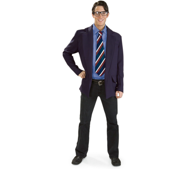 Reversible Clark Kent/Superman Adult