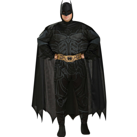 Batman Dark Knight Batman Adult Plus Costume