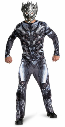 Transformers Megatron Adult Costume