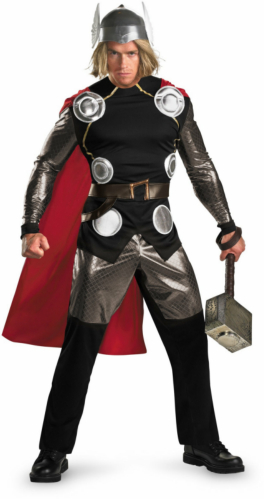 Thor Classic Adult Costume - Click Image to Close