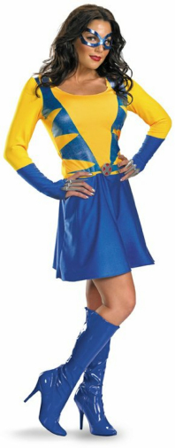 Wild Thing (Daughter Of Wolverine) Classic Adult Costume
