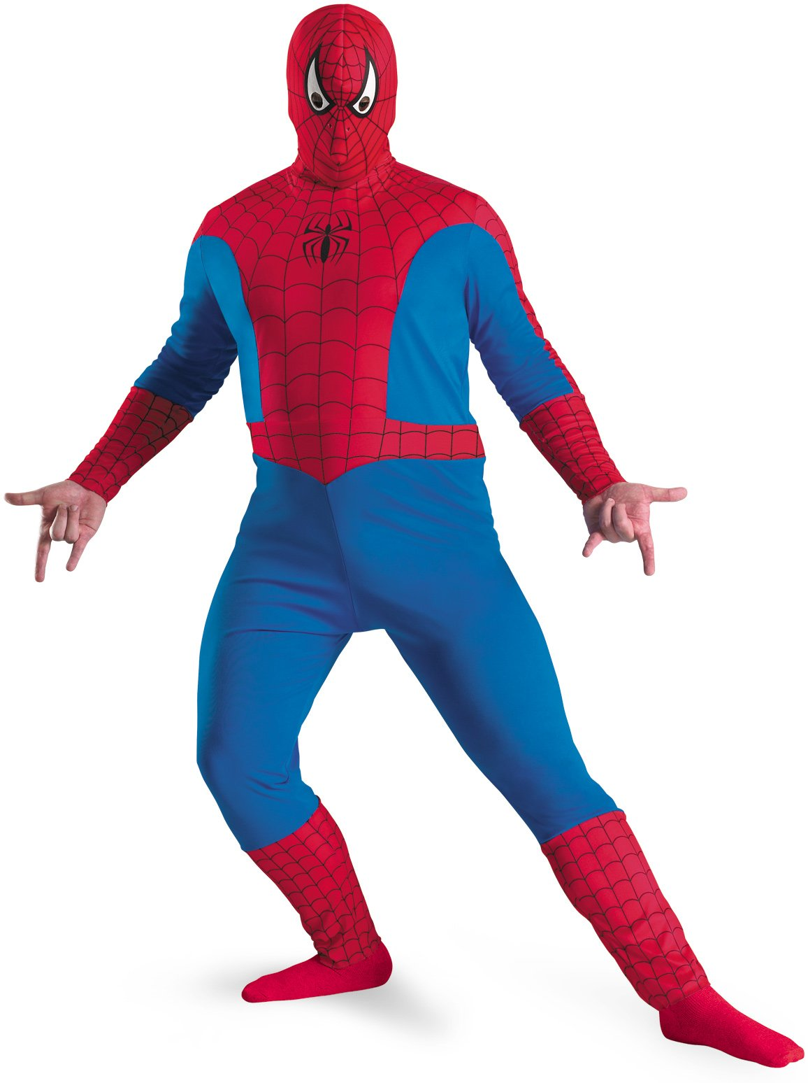 Spider-Man Plus Adult Costume