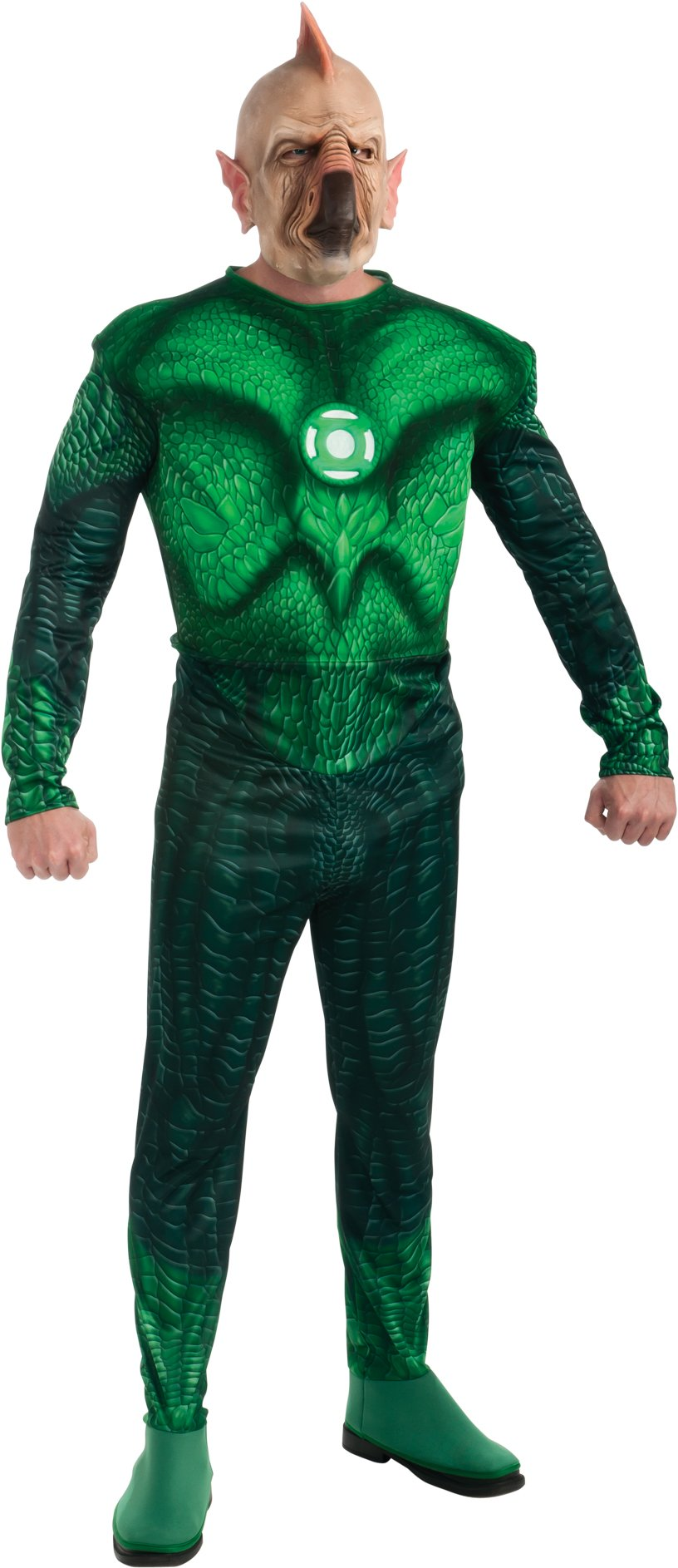 Green Lantern Movie - Deluxe Tomar Re Adult Costume