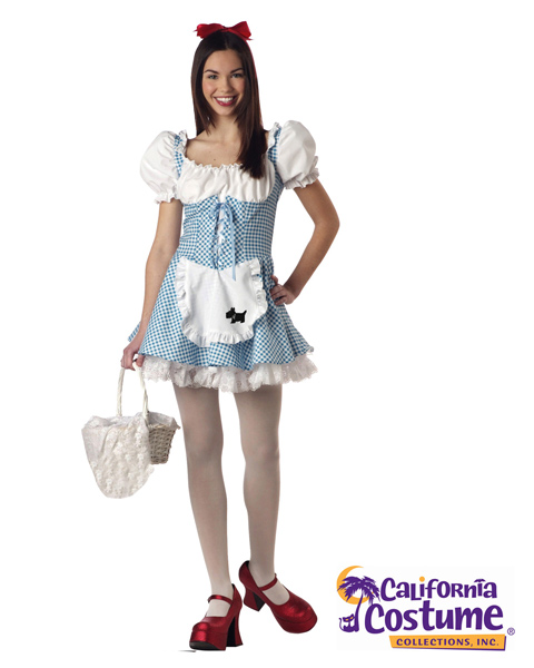 Miss Dorothy Teen Costume