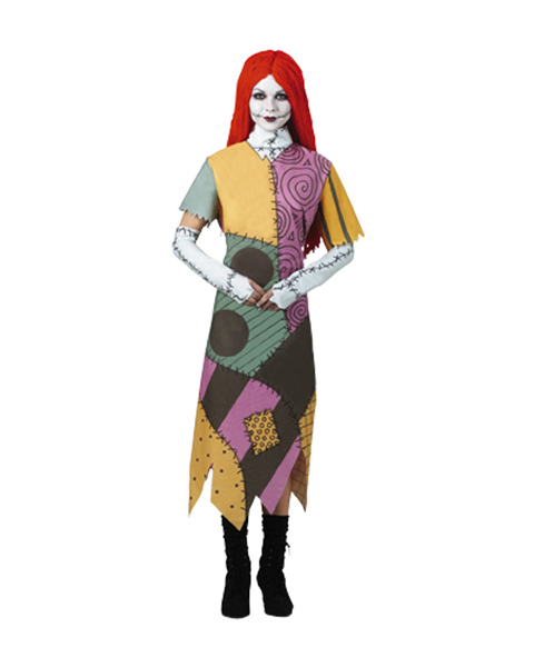 Sally Quality Teen Costume