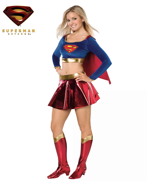 Supergirl Costume for Teen