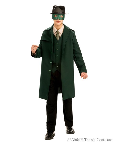 Green Hornet Deluxe Teen Costume