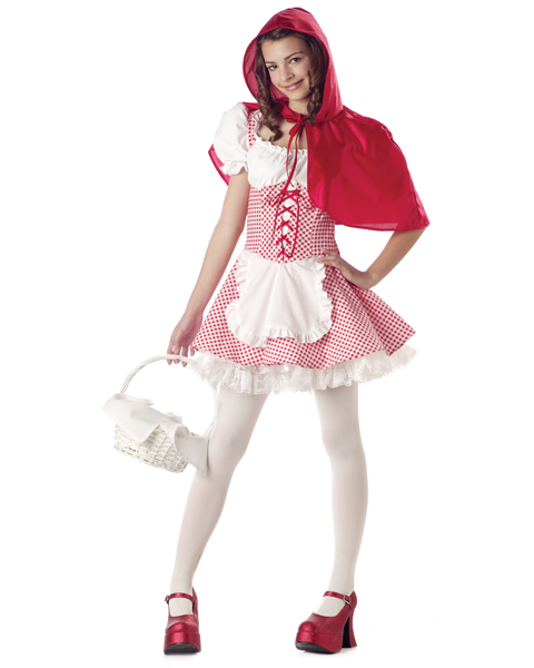 Little Red Riding Hood Costume for Tween