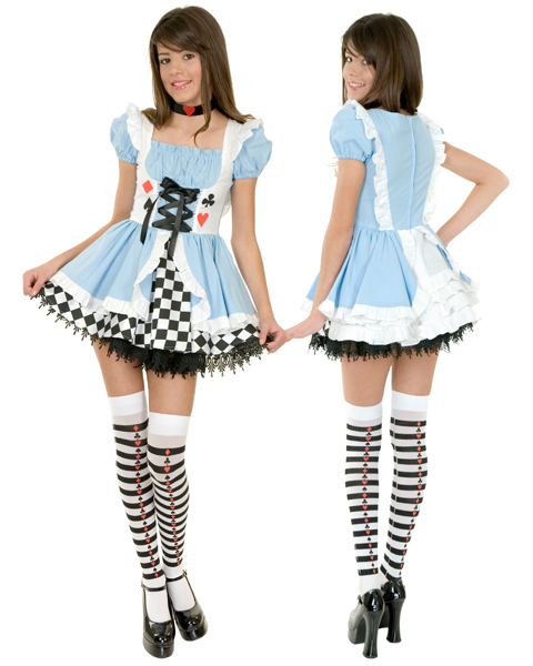 Fairy Tale Alice Adult Costume