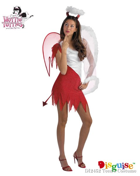 Heavenly Devil Costume For Teen