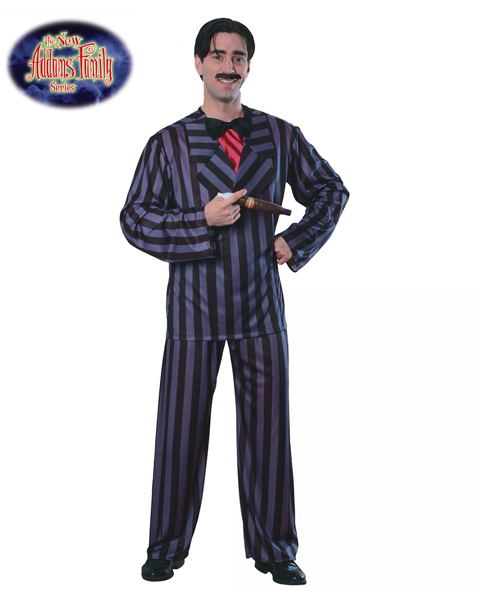 Adult Sized The Addams Family (tm) Gomez Costume