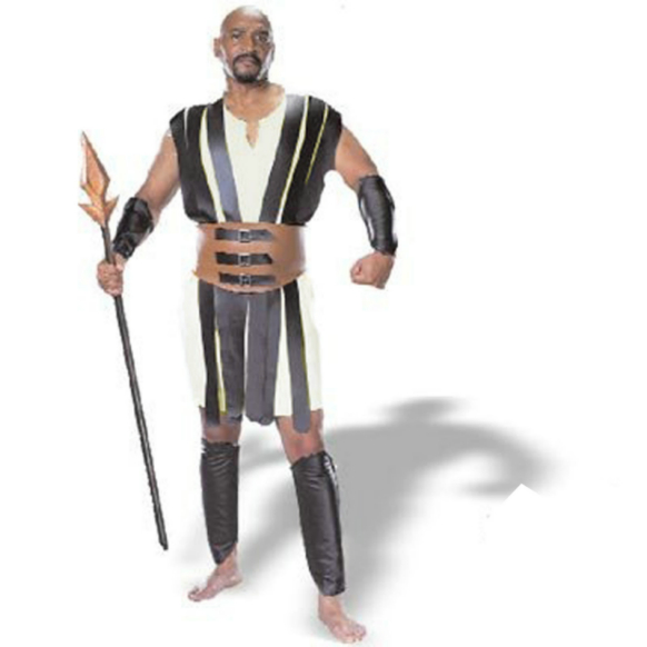 Gladiator (Leather) Plus Adult Costume