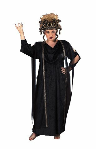 Medusa Plus Deluxe Adult Costume