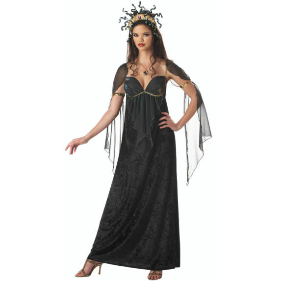 Mythical Medusa Elite Collection Adult Costume