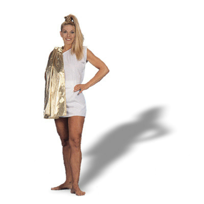 Toga Female Adult Costume
