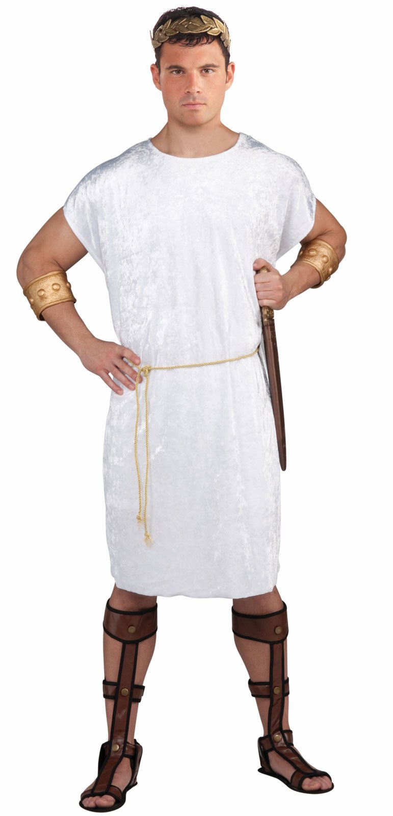 Tunic (White) Adult Costume