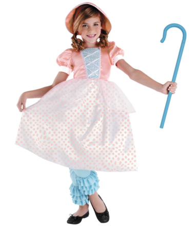 Toy Story - Bo Peep Deluxe Toddler/Child Costume