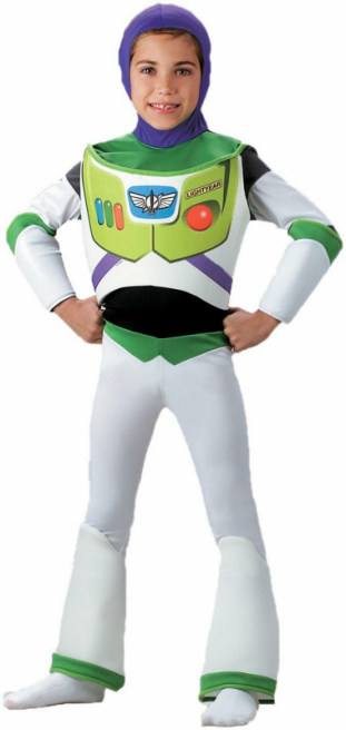 Toy Story - Buzz Lightyear Deluxe Toddler/Child Costume