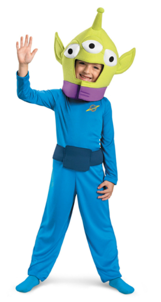 Toy Story - Alien Classic Toddler/Child Costume
