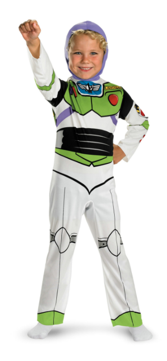 Toy Story - Buzz Lightyear Classic Toddler/Child Costume