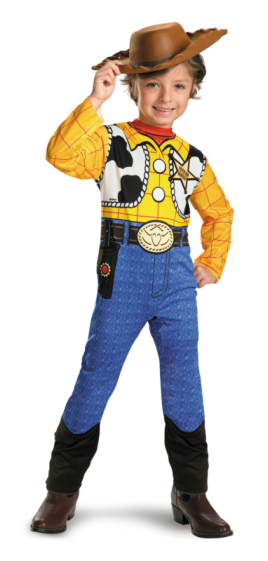 Toy Story - Woody Classic Toddler/Child Costume