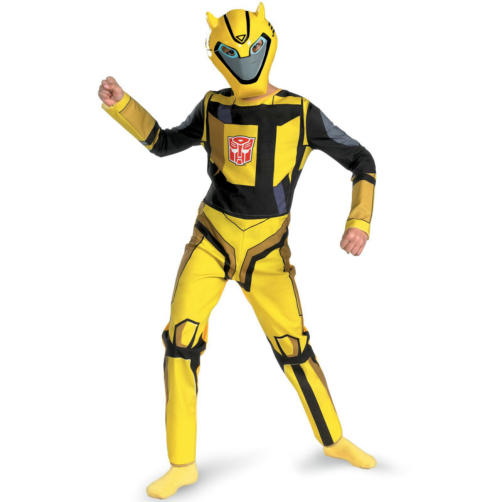 Transformers Animated Bumblebee Child Costume