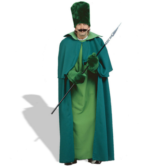 Wizard of Oz Emerald City Guard Adult Costume