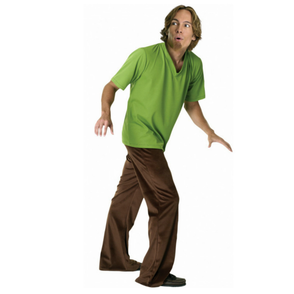 Scooby-Doo Shaggy Adult Costume