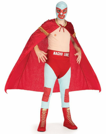 Nacho Libre Deluxe Costume Adult