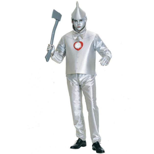 The Wizard of Oz Tinman Adult Costume