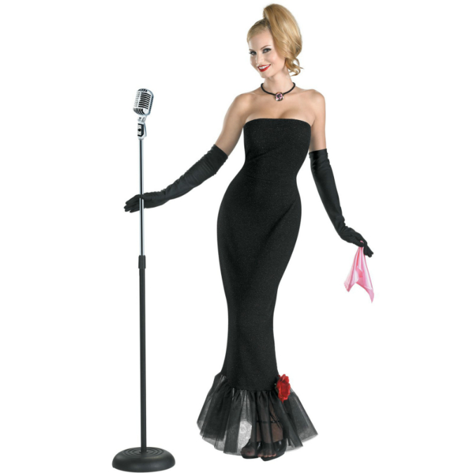 Barbie - Solo In The Spotlight Barbie Deluxe Adult Costume