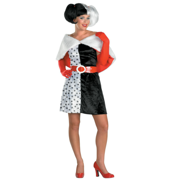 Disney Cruella De Vil Adult Costume