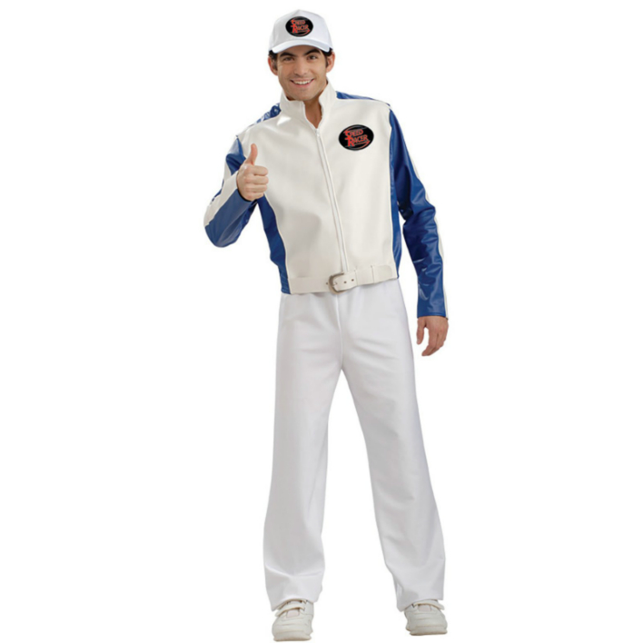 Speed Racer Deluxe Speed Racer Adult Costume