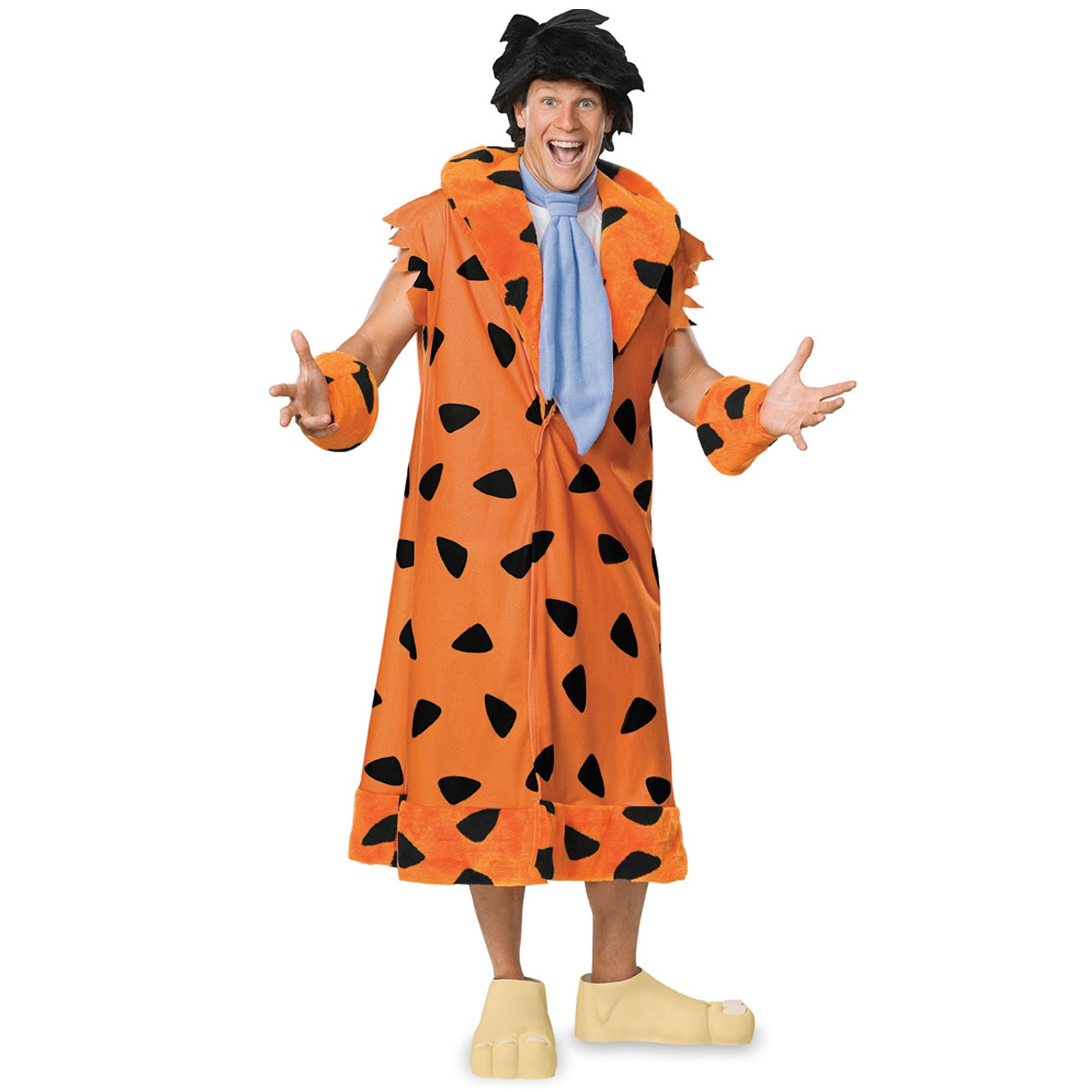 Flintstones Fred Flintstone Plus Adult Costume
