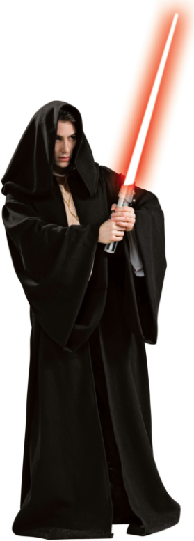 Star Wars Deluxe Sith Robe Adult Costume