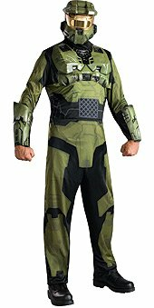Halo 3 Master Chief Adult Costume