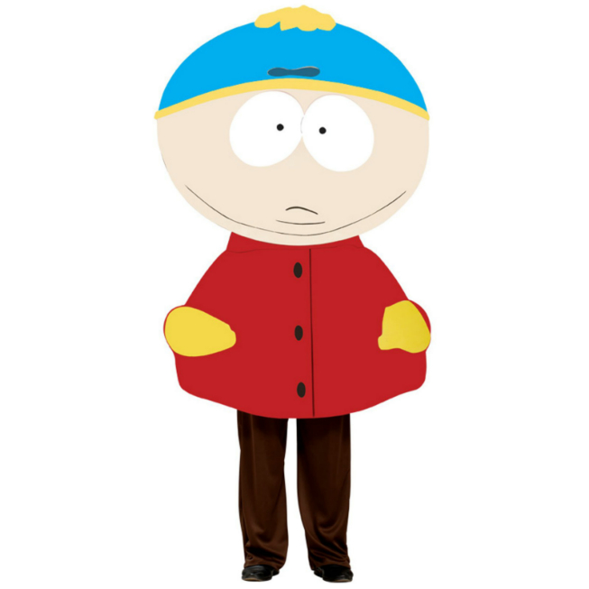 South Park Cartman Adult Costume